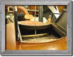 Production Process - the Mash Tun at Isle of Arran
