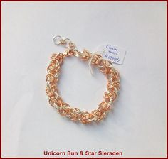 A12026 Chain Mail Bracelet