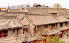 Xi'ans Architektur © Shutterstock.com