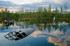 Lady of the lake - Eielson AFB (my fiancé is taking me here when I move there)