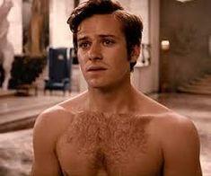 Armie Hammer shirtless in movie Mirror Mirror  Hi Ho Silver