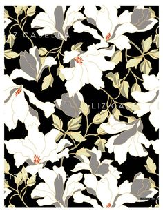 L.C. JOURNAL|Liz Casella | Fashion Textile Design | Contemporary Print Design