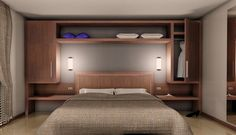 parete armadio letto - Cerca con Google