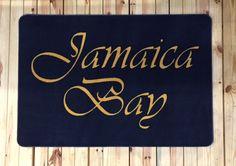 Inlay mat for Motor Yacht Jamaica Bay
