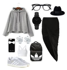 Designer Clothes, Shoes & Bags for Women Helmut Lang, Casetify, Toms, Gucci, Classy, Adidas, Shoe Bag, My Style, Polyvore
