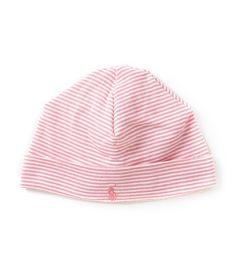 2ff4d283a0a Ralph Lauren Childrenswear Striped Beanie Hat