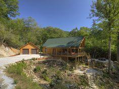 Bryson - Photos | Southland Log Homes