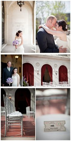 Columbus Museum of Art | Downtown Columbus, Ohio, Wedding | Lily Glass Photography