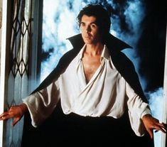 Frank Langella as Dracula 1979 Time Out Magazine, Vampire Love, Bram Stoker's Dracula, Vampires And Werewolves, Hollywood Men, Silly Memes, Penny Dreadful, Creatures Of The Night, Vampires