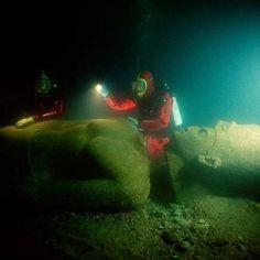 The lost kingdom of Cleopatra amazing underwater city