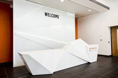 Element Six | Reception Area