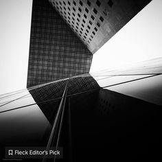 Editor's Pick: Awesome perspective added to Abstract Architecture from Paris, France!