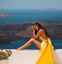 Доброе утро, world  или Доброй ночи) ☀️Ещё одно фото с Санторини ... И так…