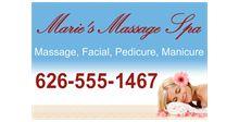 Body Massage Spa Banner