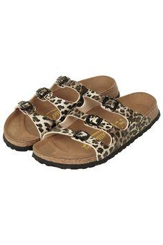 Slide shoes