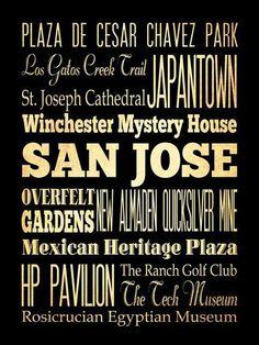 San Jose! My hometown :]
