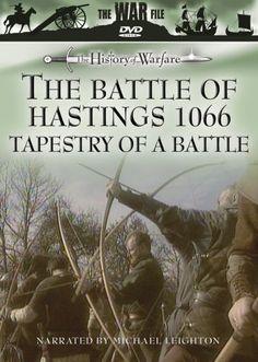 The History of Warfare: The Battle of Hastings 1066 Cromwell Productions http://www.amazon.com/dp/B000P2XMK8/ref=cm_sw_r_pi_dp_qvMrub0J1AYVA