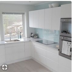 Here are the White Kitchen Design Ideas For Your Home. This article about White Kitchen Design Ideas For Your Home … Home Decor Kitchen, Kitchen Design Small, Kitchen Remodel, Kitchen Decor, Kitchen Remodel Small, Modern Kitchen Design, Small Apartment Kitchen, Kitchen Renovation, Kitchen Design