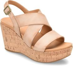 3be0cd76a2b8 Buy the Korkease Ashcroft in Cream on Korkease.com. Shop our wide selection  of cork wedges