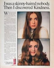 1970 Clairol Hair Products Vintage ad