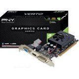 Pny Video Graphics Pny Geforce Gt 610 Graphic Card - 810 Mhz Core - 1 Gb Ddr3 Sdram - Pci Express 2.0 X16 - by PNY. $57.24. Bring your multimedia performance to life with an NVIDIA® GeForce® GT 610 graphics card. Count on NVIDIA dedicated graphics for a faster, more immersive experience in your favorite applications-every time.. Product Type: Graphic Card. Maximum Resolution: 2560 x 1600. Analog Signal: Yes. Digital Signal: Yes. API Supported: DirectX 11.0. Dual Link DVI Su...