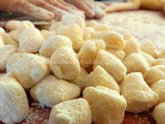 RICETTE del SALENTO - RICETTE SALENTINE - Deliciousalento: GNOCCHI DI PATATE al FORNO