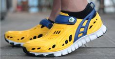 finest selection a68e9 12680 Like Crocs  Then Check Out the Crosskix Running Shoe