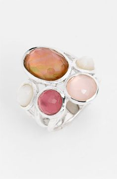 Ippolita 'Candy Wonderland' Stone Cluster Statement Ring | Nordstrom