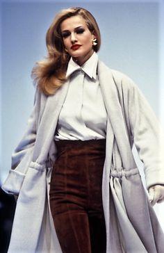 Karen Mulder - Gianfranco Ferre' 1992