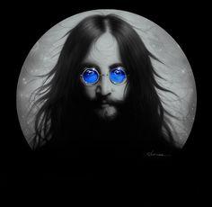 Dec. 8, 1980 - New York City, NY John Lennon Murdered By Mark David Chapman Outside The Dakota Apartment Building In New York City.