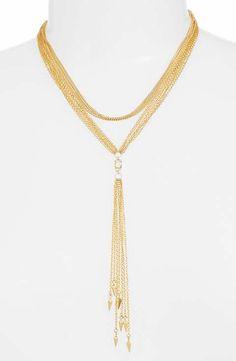 Ettika Multi Chain Y-Necklace