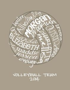 I am going to do this at the end of my volleyball season! It will be so fun Volleyball Snacks, Volleyball Training, Volleyball Team Shirts, Volleyball Crafts, Volleyball Designs, Volleyball Workouts, Volleyball Quotes, Coaching Volleyball, Volleyball Pictures