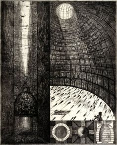 Visionary Architecture | The Hellfire Club | LibraryThing