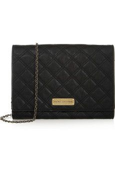 Marc Jacobs All In One quilted leather shoulder bag | THE OUTNET