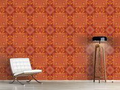 Design #Tapete Ornament Des Wunderbaren
