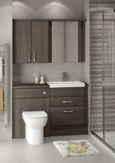 Ten Quick Tips For Bathroom Fitted Cabinets - Atlanta Bathrooms Relaxing Bathroom, Bathroom Rug Sets, Bathroom Storage, Modern Bathroom, Bathroom Ideas, Bathroom Photos, Bathroom Goals, Bathroom Fitted Cabinets, Fitted Bathroom Furniture