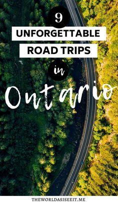 My Road Trip, Road Trip Hacks, Road Trip Canada, Ontario Getaways, Voyage Canada, Ontario Parks, Canadian Travel, Canadian Rockies, Ontario Travel
