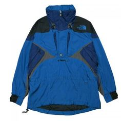 VINTAGE THE NORTH FACE HALF ZIP TNFX - RIGHTSTUFF WebStore