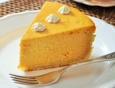 Health Craft Cookware Company - Pumpkin Cheesecake, Preparation: 2 ...