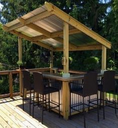 35 Perfect Pergola With Bar. If you are looking for Pergola With Bar, You come to the right place. Here are the Pergola With Bar. This post about Pergola With Bar was posted under the Outdoor Ideas c. Outdoor Bar Furniture, Outdoor Patio Bar, Outdoor Kitchen Bars, Backyard Bar, Outdoor Living, Outdoor Decor, Outdoor Bars, Outdoor Kitchens, Outdoor Ideas