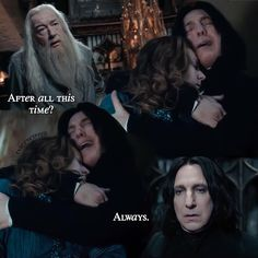 -After all this time? -Always