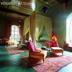 Beautiful Moroccan Style Bedroom