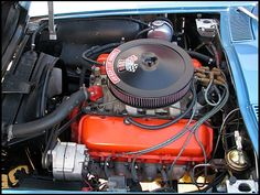 1965 Chevrolet Corvette Coupe 396 CI, 4-Speed