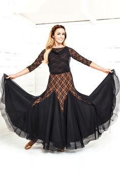 Chrisanne Morena Rose Top | Dancesport Fashion @ DanceShopper.com