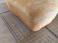 One Loaf White Bread Recipe - Genius Kitchensparklesparkle