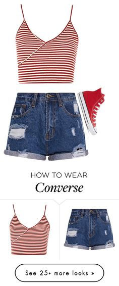 """The breath I saw was not my own"" by flowersgalore on Polyvore featuring Topshop and Converse"