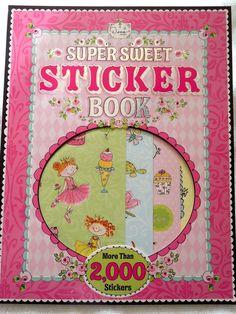Dena Designs : Super Sweet Sticker Book (Paper Cover)