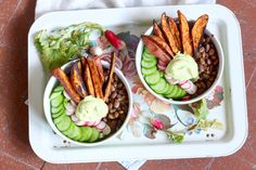 Taco Salad Bowls - Powered by @ultimaterecipe