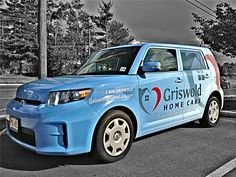 Griswold Franchise Graphics Design & Vehicle Wrap Branding