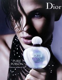 Dior | Pure Poison. Love the smell of this. One of my top favourites. It's deep, seductive and mysterious. Only the slightest hint of sweet. Perfect for all day wear. <3